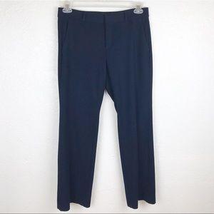 Banana Republic Logan pants navy blue         A109